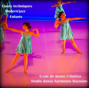 technique danse modern jazz improvisation variations ecole de danse c dantza